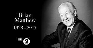 Brian Matthew - photo BBC