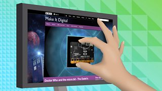 BBC - Make It Digital - Doctor Who and the micro:bit