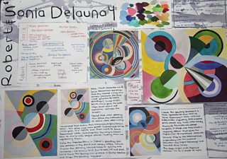 Finding Inspiration Revision 4 Gcse Art And Design Bbc
