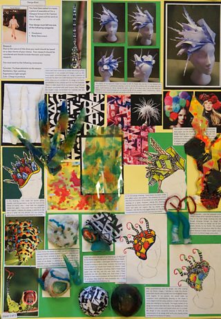 Analysing And Evaluating Revision 3 Gcse Art And Design