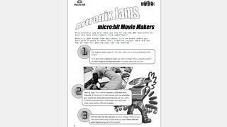 BBC - Make It Digital - The How of Robotics: Making micro