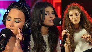 famous pop star loves bbc