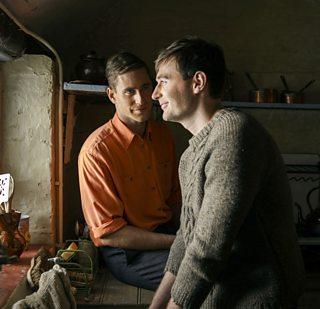 BBC Blogs - BBC Writersroom - Man in an Orange Shirt - Patrick Gale