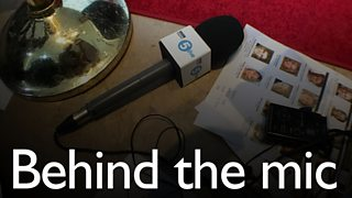 Behind the mic: The 5 live blog