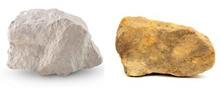 Photograph of Sandstone and Limestone