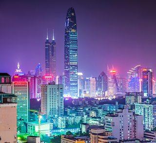 Luohu District, Shenzhen, Guangdong, China