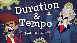 CBBC - Ten Pieces - Symphony No  5 (1st movement) by Ludwig