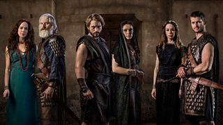 Bbc One Troy Fall Of A City Series 1 Black Blood