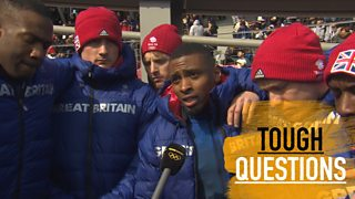 Winter Olympics: Great Britain four-man bobsleigh teams are 'truly gutted for the sport'