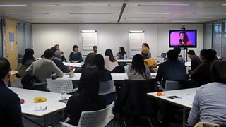 BBC Blogs - BBC Writersroom - Asian Network Live Monologues