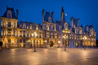 Photo of Hotel de Ville, Paris France