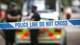 Polcie crime tape