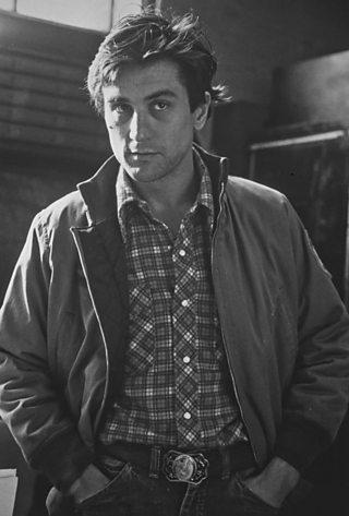 Robert de Niro in Taxi Driver 1978