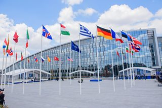 NATO Headquarters, Brussels, Belgium