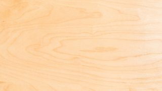The texture of birch wood - very pale with slightly darker rings running through.