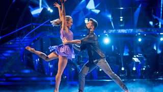 BBC One - Strictly Come Dancing - Ashley Roberts