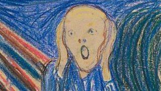 BBC Arts - BBC Arts - The original emoji: Why The Scream is