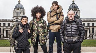 BBC Two - Race across the World, Meet the Couples