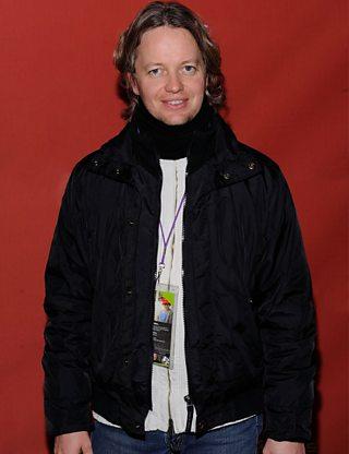 Klaus Badelt on the red carpet of the 2010 Sundance Film Festival.