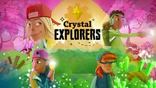 Crystal Explorers Holding Image 2