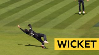 New Zealand v Australia in the ICC Cricket World Cup - Live