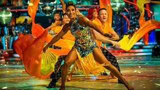 Bbc Scotland Bbc Scotland I Can Tell You What Happens Behind The Scenes On Strictly