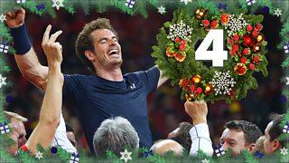 BBC Sport introduction calendar: Giant Britain bear their first Davis Cup in 79 years in 2015 thumbnail