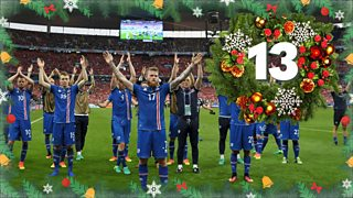 BBC Sport introduction calendar: Iceland include fun in vogue after beating England at Euro 2016 thumbnail