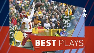 Terry McLaurin, Ryan Tannehill & Mike Williams all characteristic in NFL Performs of the Week thumbnail