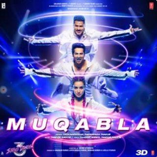 MUQABLA (STREET DANCER 3D)