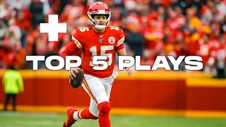 Watch: Kansas City Chiefs significant particular person Patrick Mahomes' prime five performs thumbnail