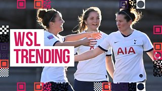 WSL: Arsenal loanee Mitchell rankings for Spurs & other colossal desires thumbnail