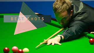 Masters 2020: Most effective shots as Carter halts Selby comeback thumbnail