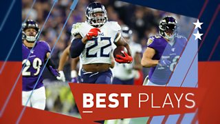 Derrick Henry, Patrick Mahomes & Stefon Diggs in NFL plays of the week thumbnail