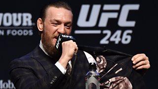 UFC 246: Conor McGregor v Donald Cerrone media convention thumbnail