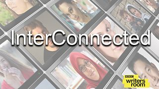 Interconnected logo (showing wall of screens with diverse faces on)