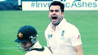 Anderson on why England v Australia rivalry matters - before second T20 live on BBC thumbnail