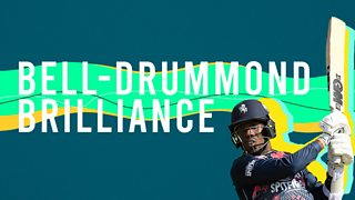 T20 Blast: Daniel Bell-Drummond smashes 81 to lead Kent to victory thumbnail