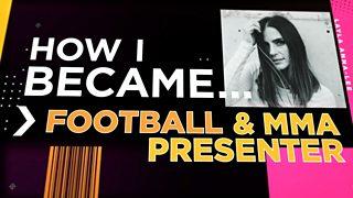 Layla Anna-Lee: Meet football and MMA presenter thumbnail
