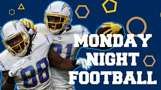 Monday Night Football: Los Angeles Chargers receivers impress against New Orleans Saints thumbnail