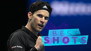 ATP Finals: Dominic Thiem beats Rafael Nadal in straight sets thumbnail