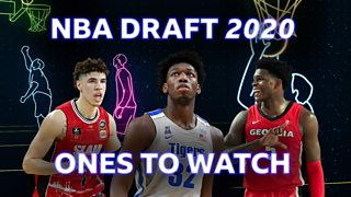 NBA Draft 2020: LaMelo, Edwards and Wiseman fighting for number one pick thumbnail