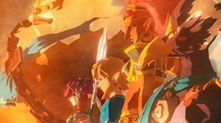 Bbc The Social Hyrule Warriors Age Of Calamity Review This Spin Off S Scrappy Storyline Does Not Live Up To The Zelda Legacy