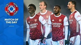 Match of the Day analysis: How Arsenal have their confidence back thumbnail