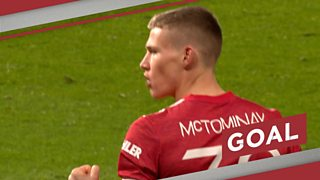 FA Cup 2021: Scott McTominay header gives Manchester United early lead against Watford thumbnail