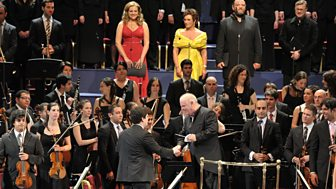 Proms 2012 Prom 18: Beethoven Cycle – Symphony No  9, 'Choral' - BBC