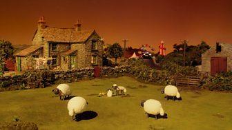 Seonaidh/Shaun the Sheep