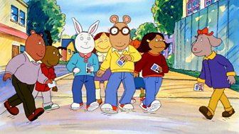 Arthur - Series 5: 2. Hide And Snake/muffy's Best Friend