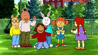 Arthur - Series 10: 13. The Law Of The Jungle Gym