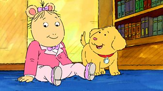 Arthur - Series 10: 16. It Came From Beyond